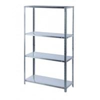 Стеллаж металлический СМ-900 150х100х50 см, 4 полки, г/п 900 кг
