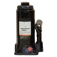 Бутылочный гидравлический домкрат 10 тн БАК