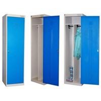 Металлический шкаф для одежды сборный Металл-Завод ШРЭК-21-530 (гардербный)