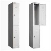 Металлический шкаф для одежды модульный сборный Металл-Завод ШРС-12дс-300