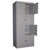 Шкаф металлический для ручной клади Металл-Завод ШРК-28-600