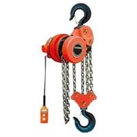 Таль электрическая цепная TOR ТЭШ (DHP) 2,0 т 6 м