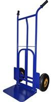 Двухколёсная тележка с откидной платформой НТТ 1823Л, г/п 300 кг (литые колеса)