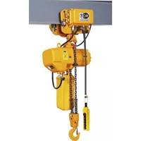 Таль электрическая цепная TOR ТЭЦП (HHBD7.5-03T) 7,5 т 12 м 380В