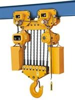 Таль электрическая цепная TOR ТЭЦП (HHBD10-04T) 10,0 т 18 м 380В