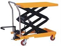 Стол подъемный TOR PTS800 г/п 800кг, подъем 450-1500 мм