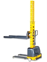 Штабелер самоподъемный с электроподъемом TOR 0,5 т 1,0 м Vango500