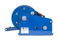 Лебедка ручная TOR ЛБ-2600 (BHW) г/п 1,0 т, длина троса 10 м