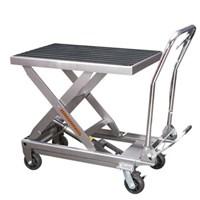 Стол подъемный TOR г/п 300 кг 830x500 мм BS30S (нержавеющая сталь)