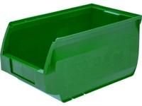 Ящик Verona 250х150х130 PP, зеленый (5002)