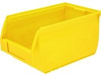 Ящик Verona 250х150х130 PP, желтый (5002)