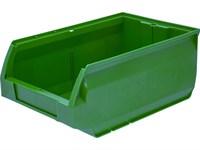 Ящик п/п 350х230х150 Milano, цв. зеленый (5003)