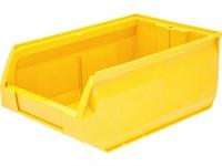 Ящик п/п 350х230х150 Milano, цв. желтый (5003)