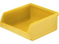 Ящик Ancona 107х98х47 PP, желтый (5000)