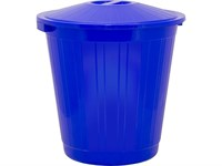 Бак с крышкой (70 л) синий (МБ-70 синий с крышкой)