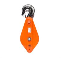 Блок монтажный с крюком TOR HQG(L) K2-1,0 т