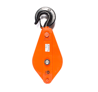 Блок монтажный с крюком TOR HQG(L) K2-10,0 т